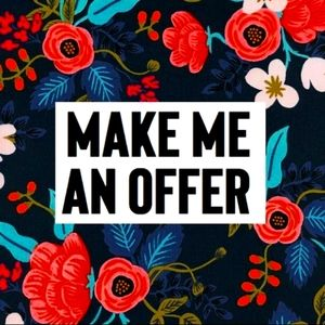 🌹OFFERS R ACCEPTED 🌹😉